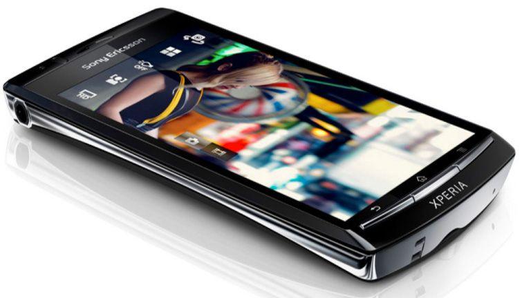 Sony Ericsson Xperia Arc S Test Tek.no