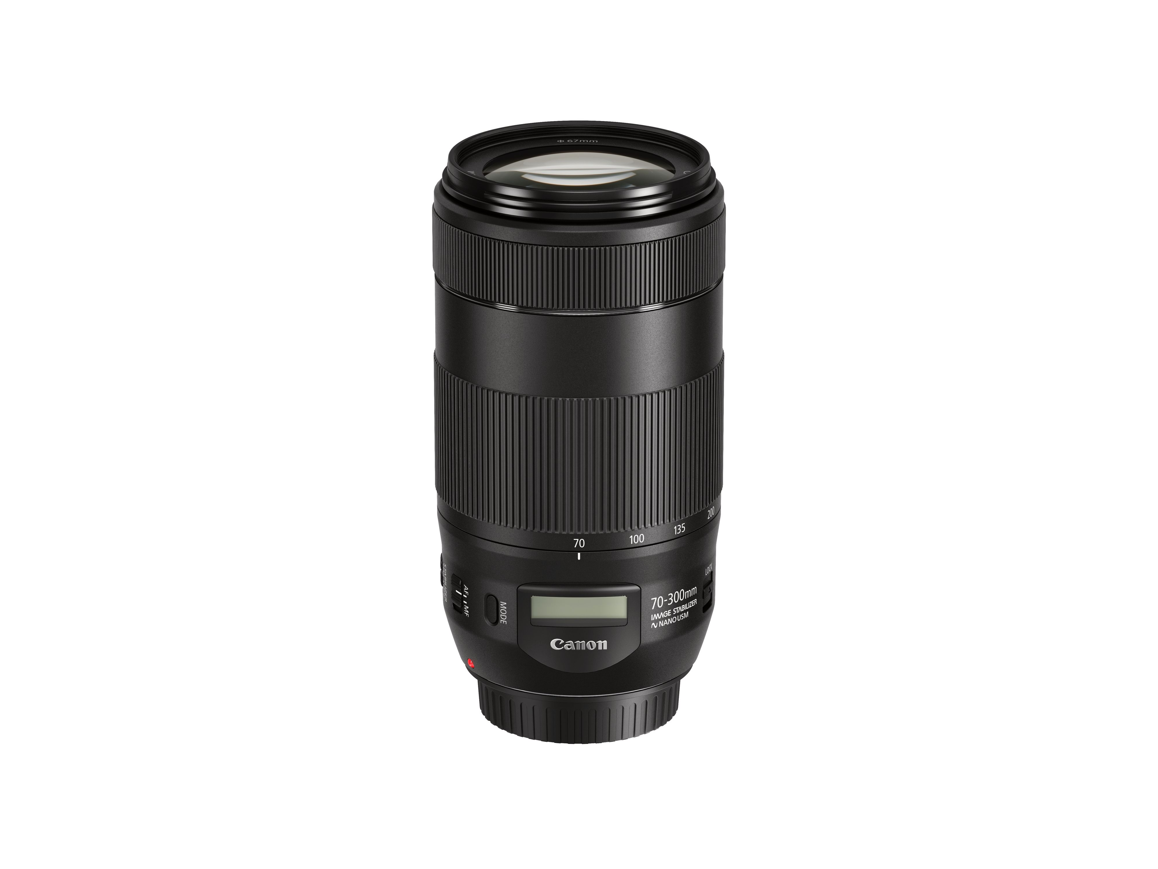 Canon EF 70-300mm F4-5.6 IS II USM.