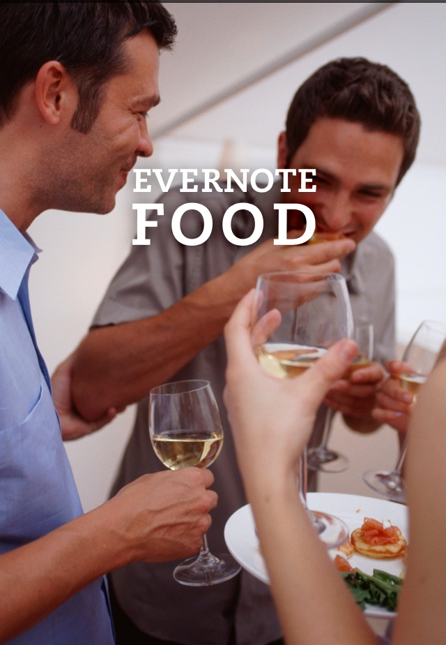 Evernote Food.