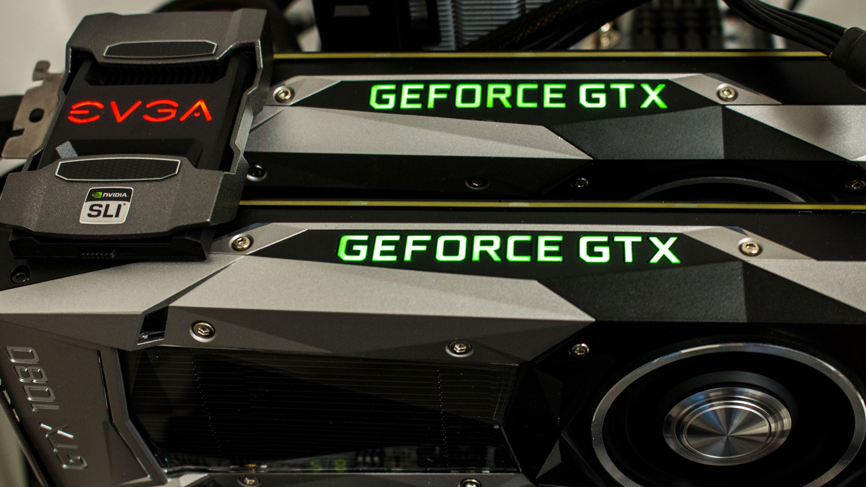 Nvidia GTX 1080 SLI