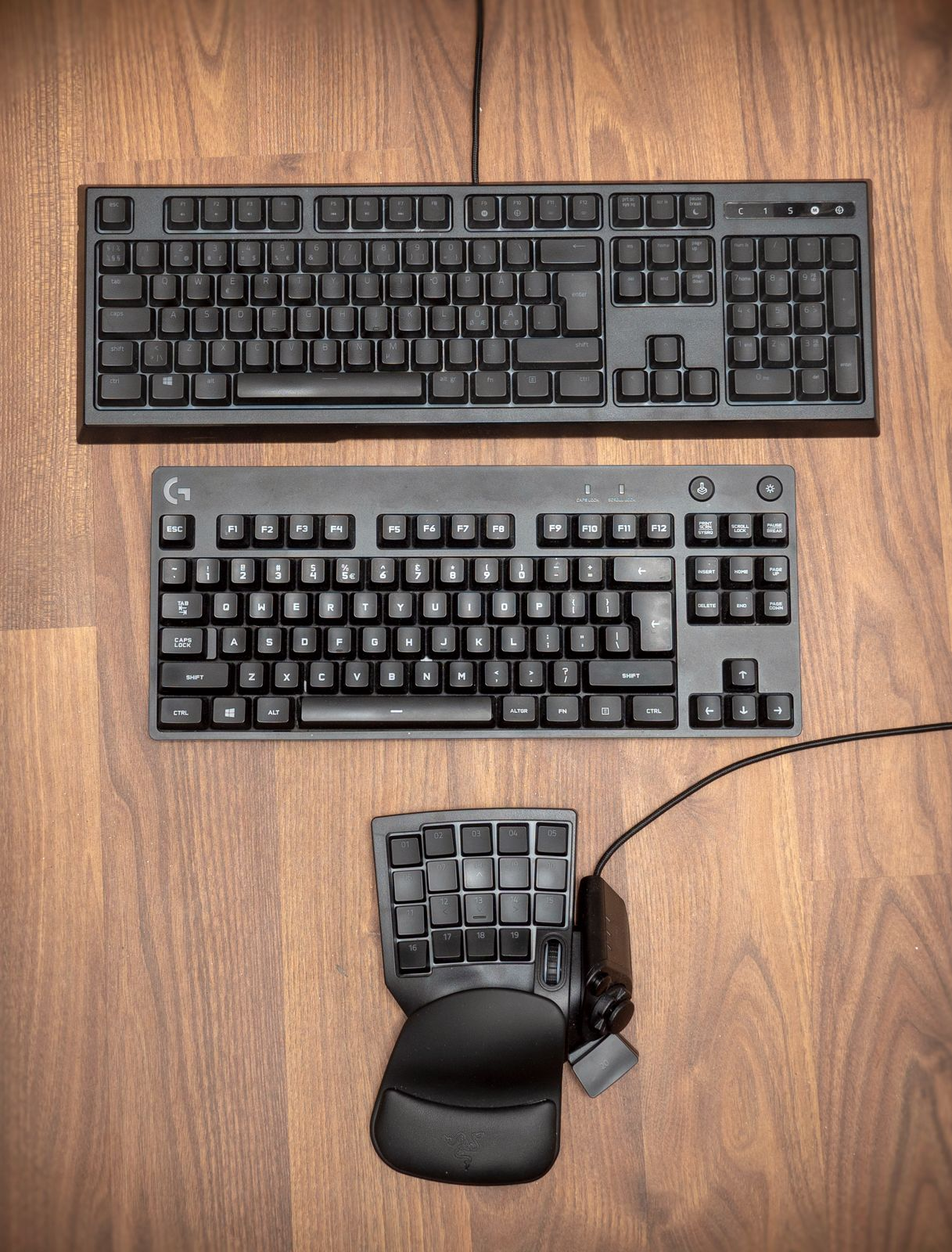 Det beste tastaturet for gaming Samletest Tek.no