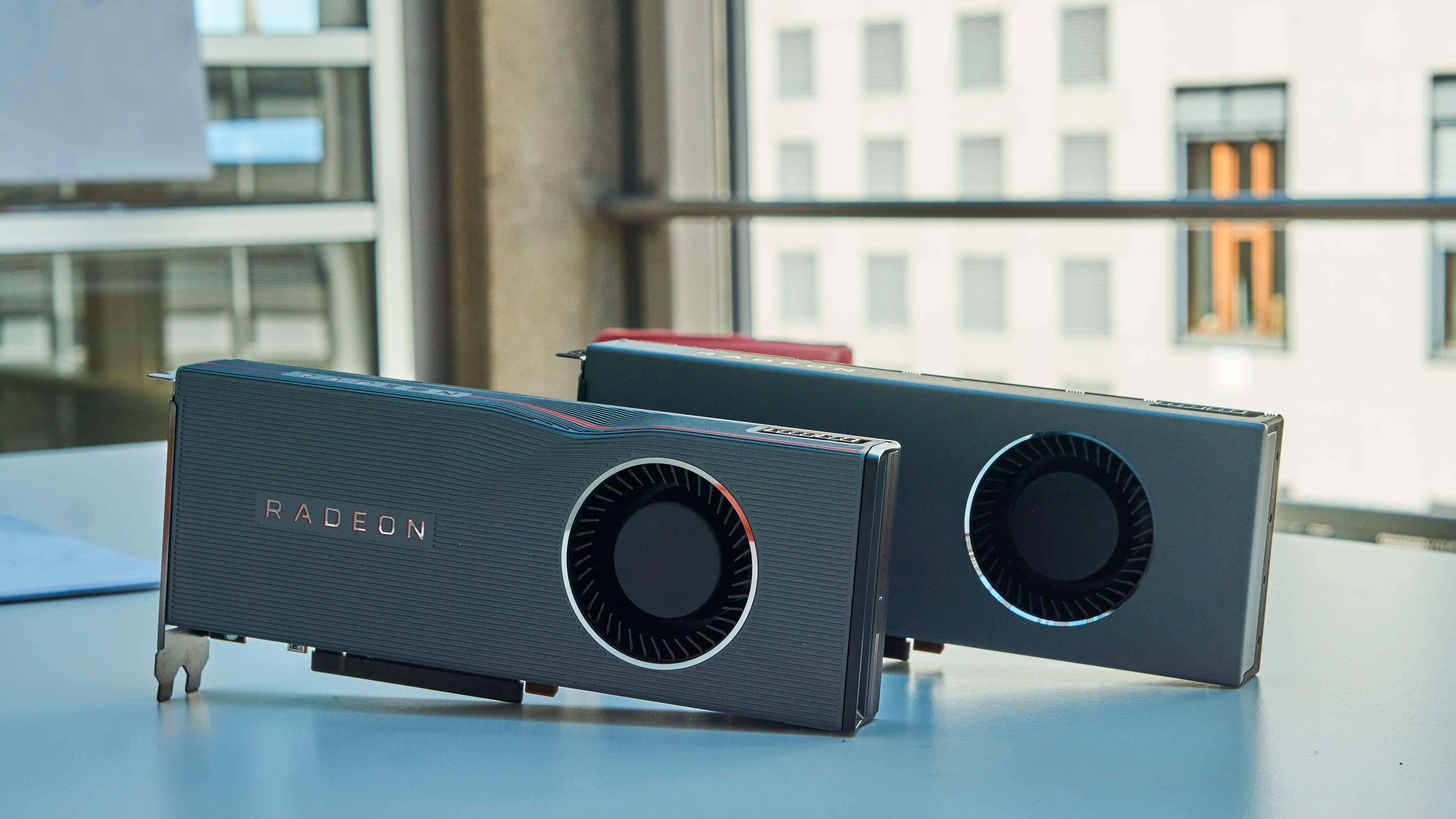 For første gang på mange år er AMDs kort tilnærmet like strømgjerrige som Nvidias
