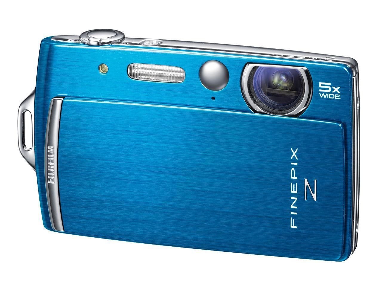 Finepix Z110 forblir designmodellen