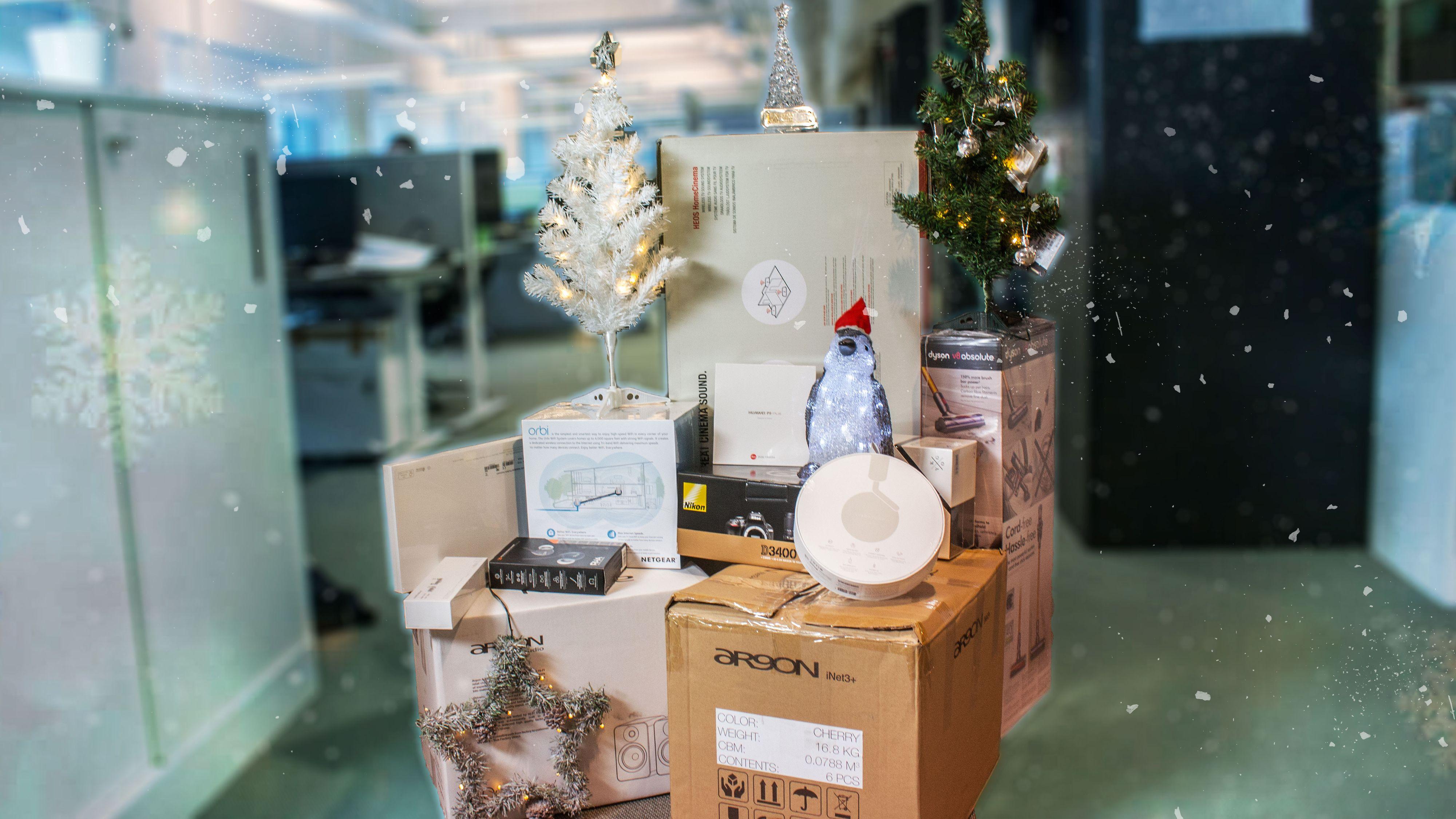 Vinn noen av årets beste hodetelefonkjøp i julekalenderen