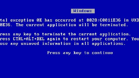 Alvorlig NTFS-feil kan true Windows 7-lansering