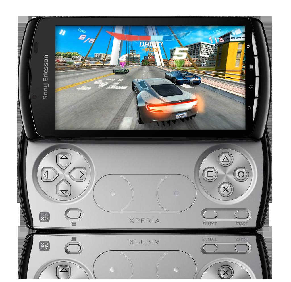Xperia Play er Sonys første skikkelige PS-mobil. Nesten. Den har Android OS. (Og det står