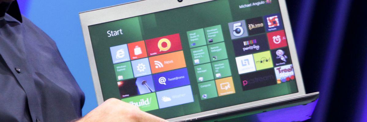 Windows 8 får knallkritikk
