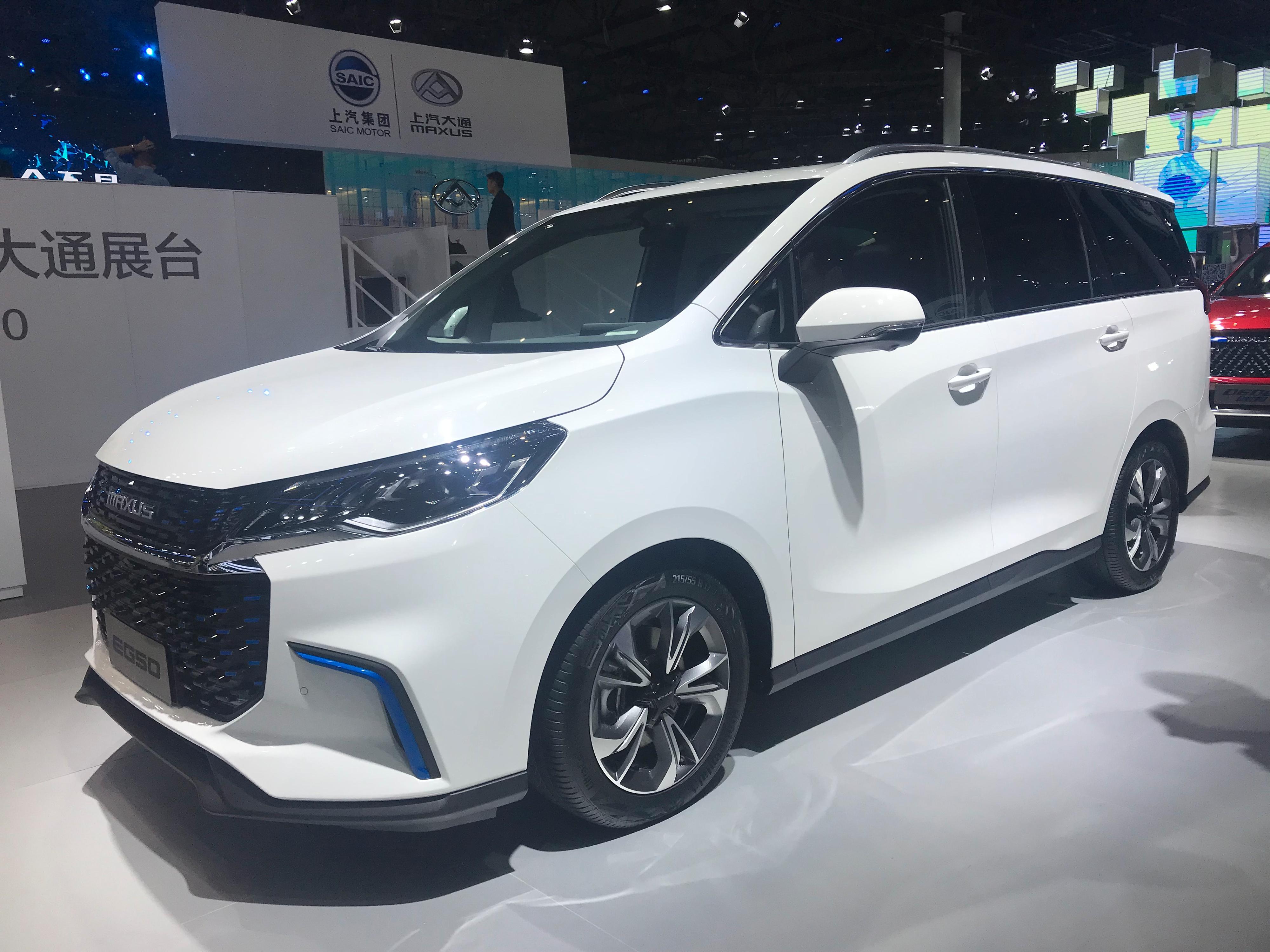 Maxus Euniq 5 skiller seg ut i elbilmarkedet ved å være en syvseter til relativt overkommelig pris.