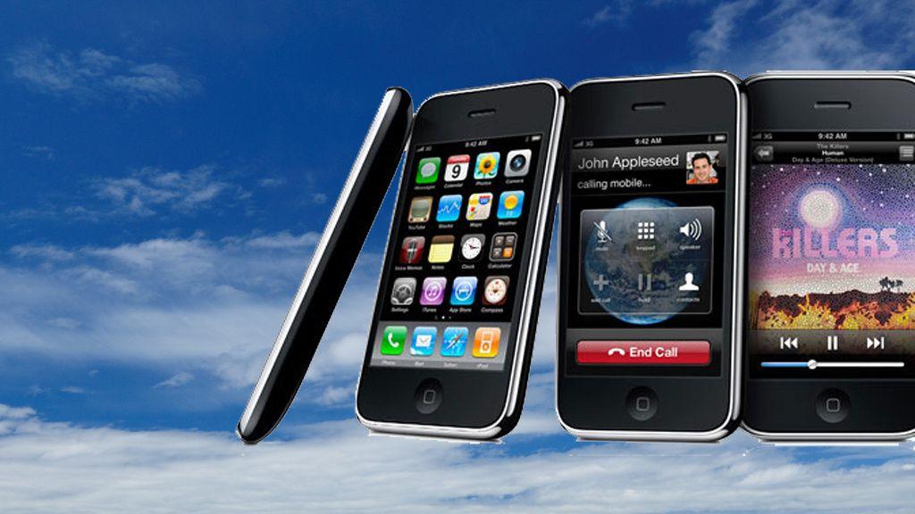 Nye iPhone i salg nå
