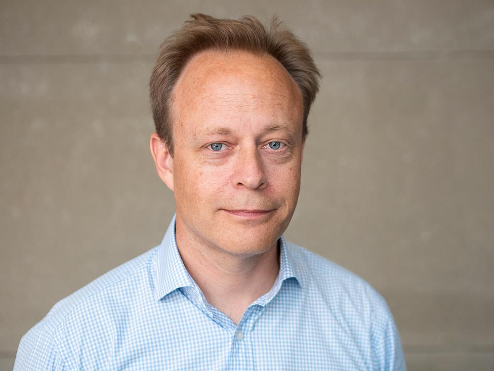 Henrik Jörntell, hjärnforskare.