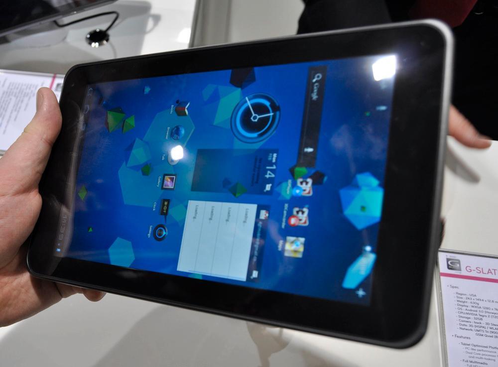 LGs Optimus Pad er dyr og heftig - men skjønner kjøperne spesifikasjonene?