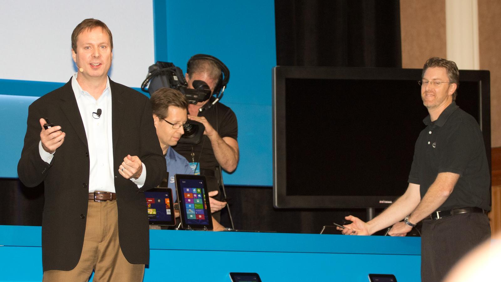 Intel vil fjerne mus og tastatur