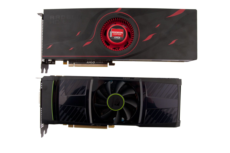 HD 6990 satt over GTX 590