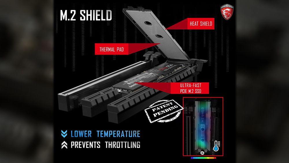 MSI går til kamp mot overopphetende SSD-er