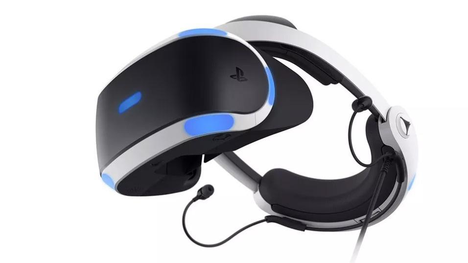 Sony lanserer redesignet PSVR-headset