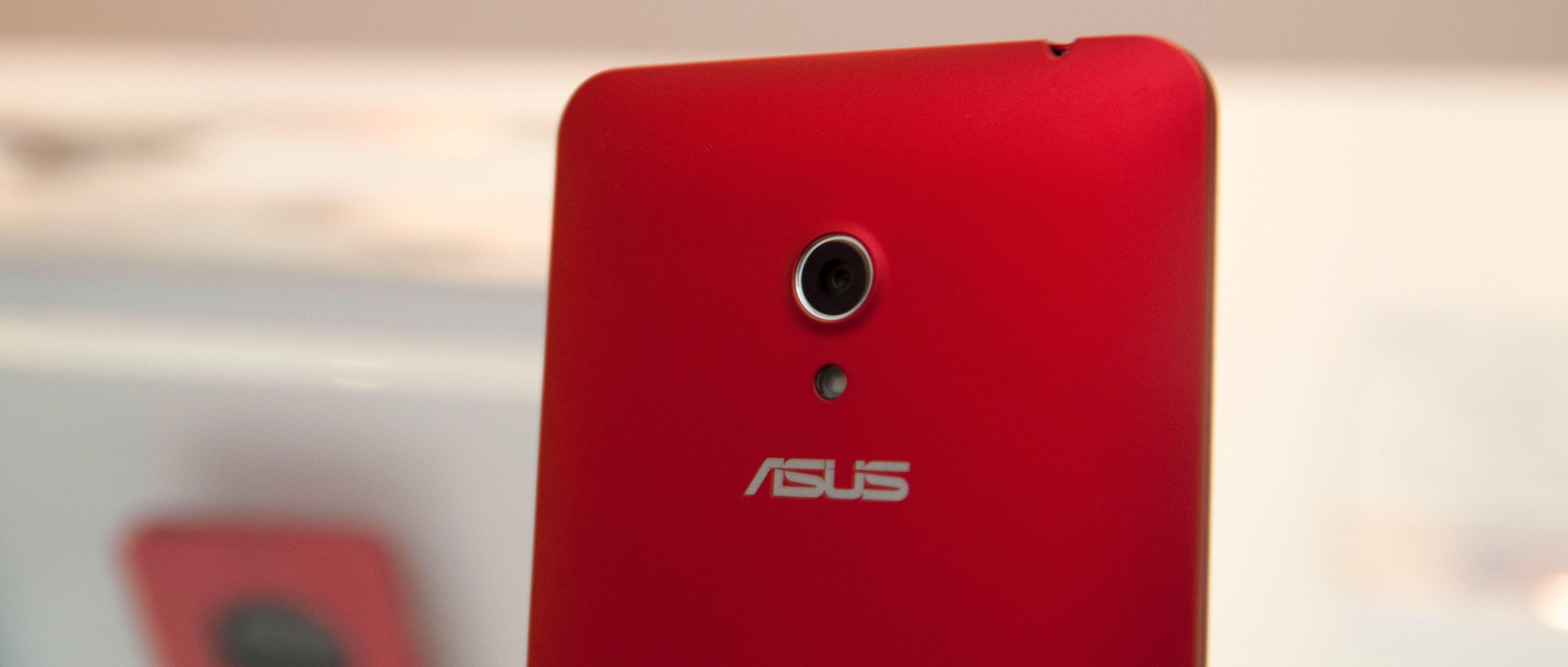 Asus benyttet fjorårets CES til å lansere ZenFone-serien, som består av en rekke prisgunstige Android-mobiler.Foto: Finn Jarle Kvalheim, Tek.no