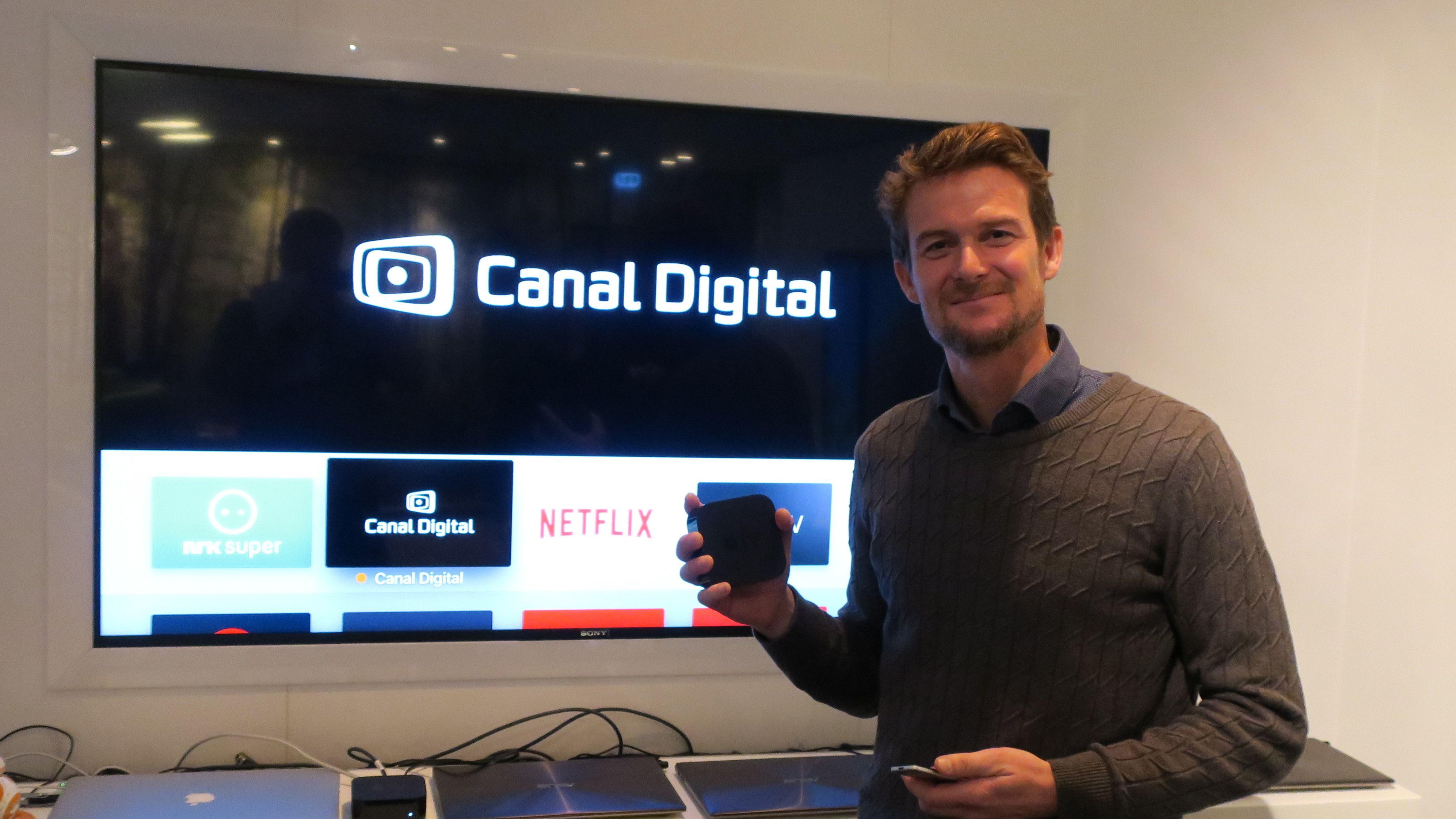 Nå kan du se Canal Digitals innhold med Apple TV