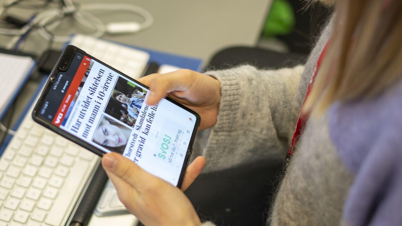 Samsung hevder å ha solgt en million Galaxy Fold