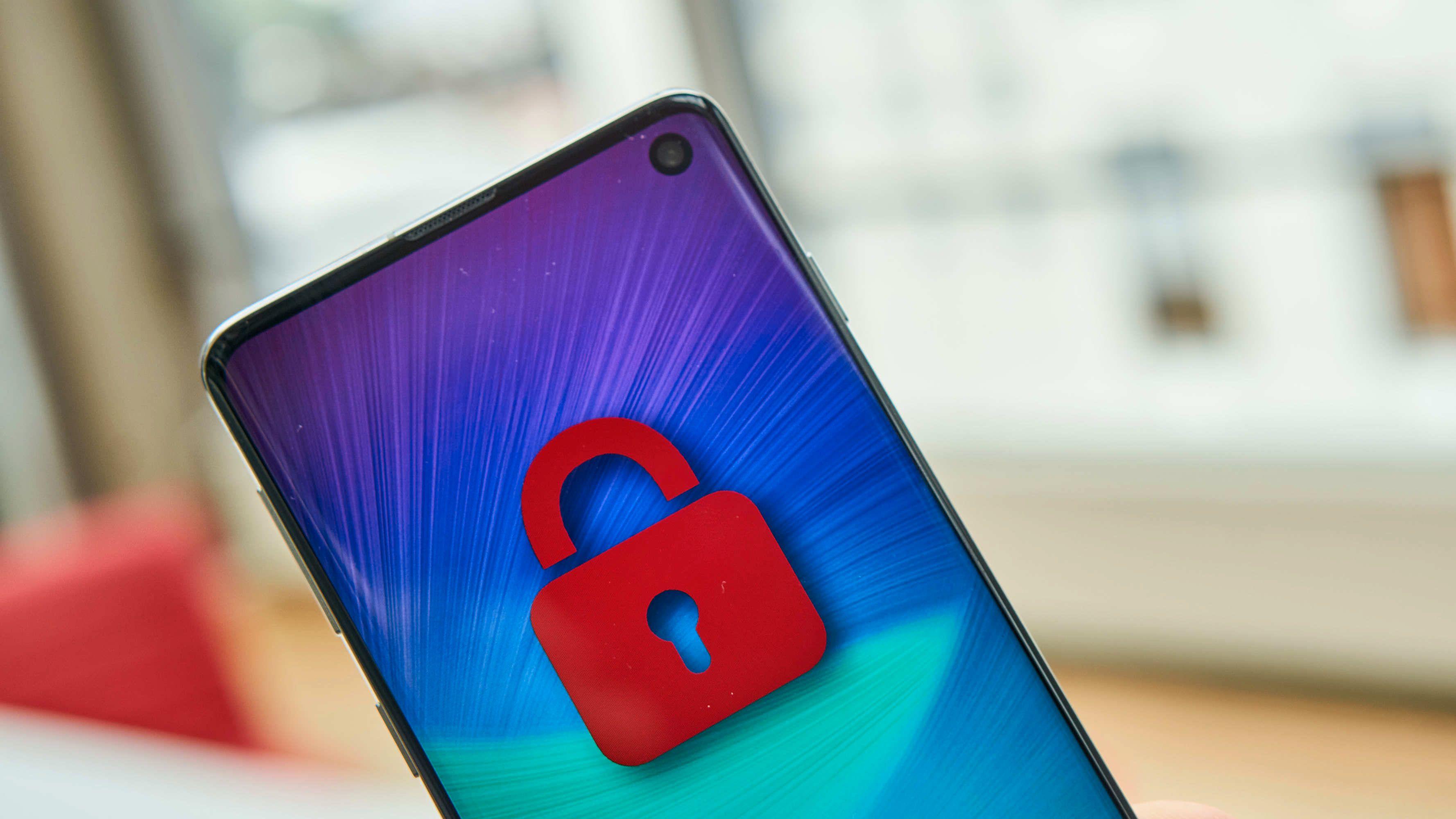 Samsung i hardt vær etter oppdatering