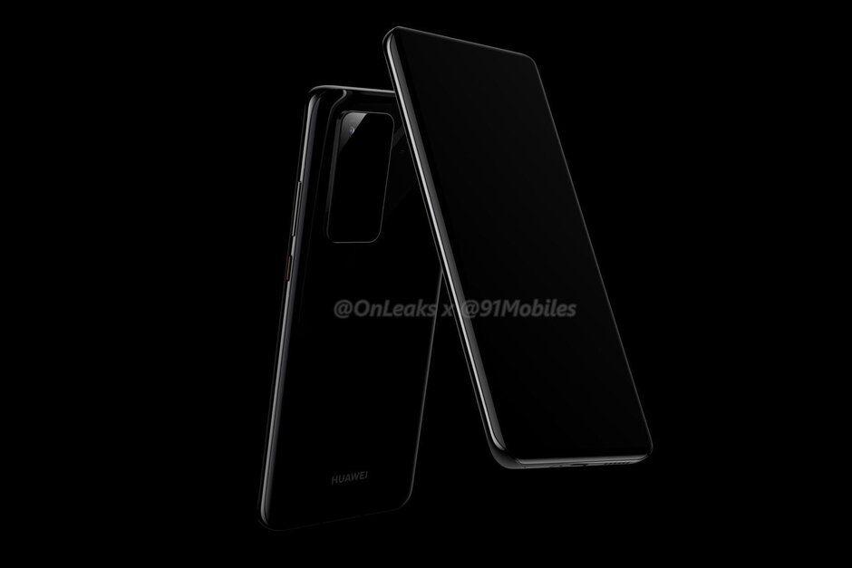 Kameratuten ligner på både iPhone 11 Pro sin og Google Pixel 4 sin tut.