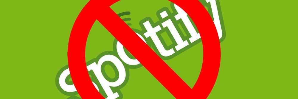 Over 200 plateselskaper trekker seg fra Spotify