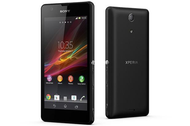 Sony Xperia ZR.Foto: Sony
