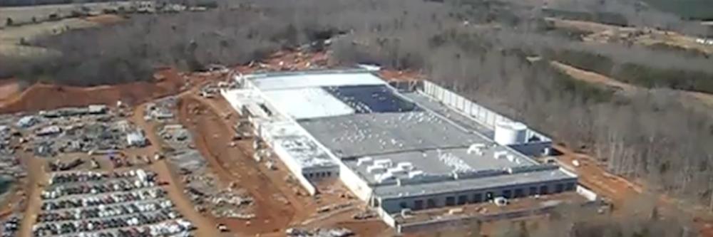 Hva er det Apple bygger her?