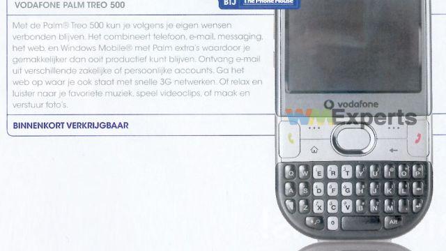 Er dette Palms nye telefon?