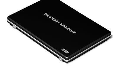 Super Talent med raske og solide SSD-er