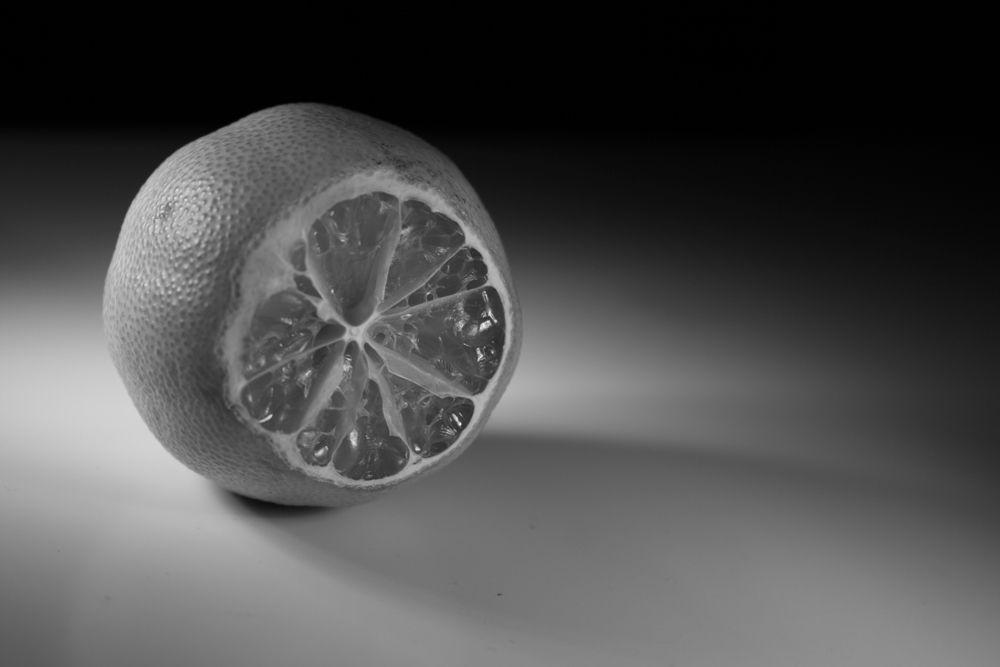 """Fotografi"" - male med lys.Foto: Hanna Magnussen Krogvold"