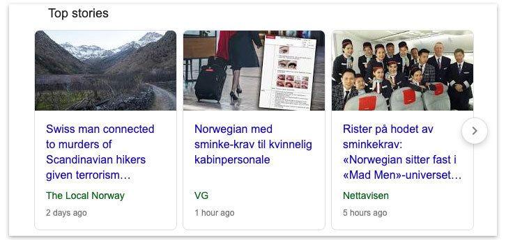 Forhåndsvisninger av artikler som dette på Google vil ikke være lov, med mindre Google betaler for det til nettstedene de hentet informasjonen fra.