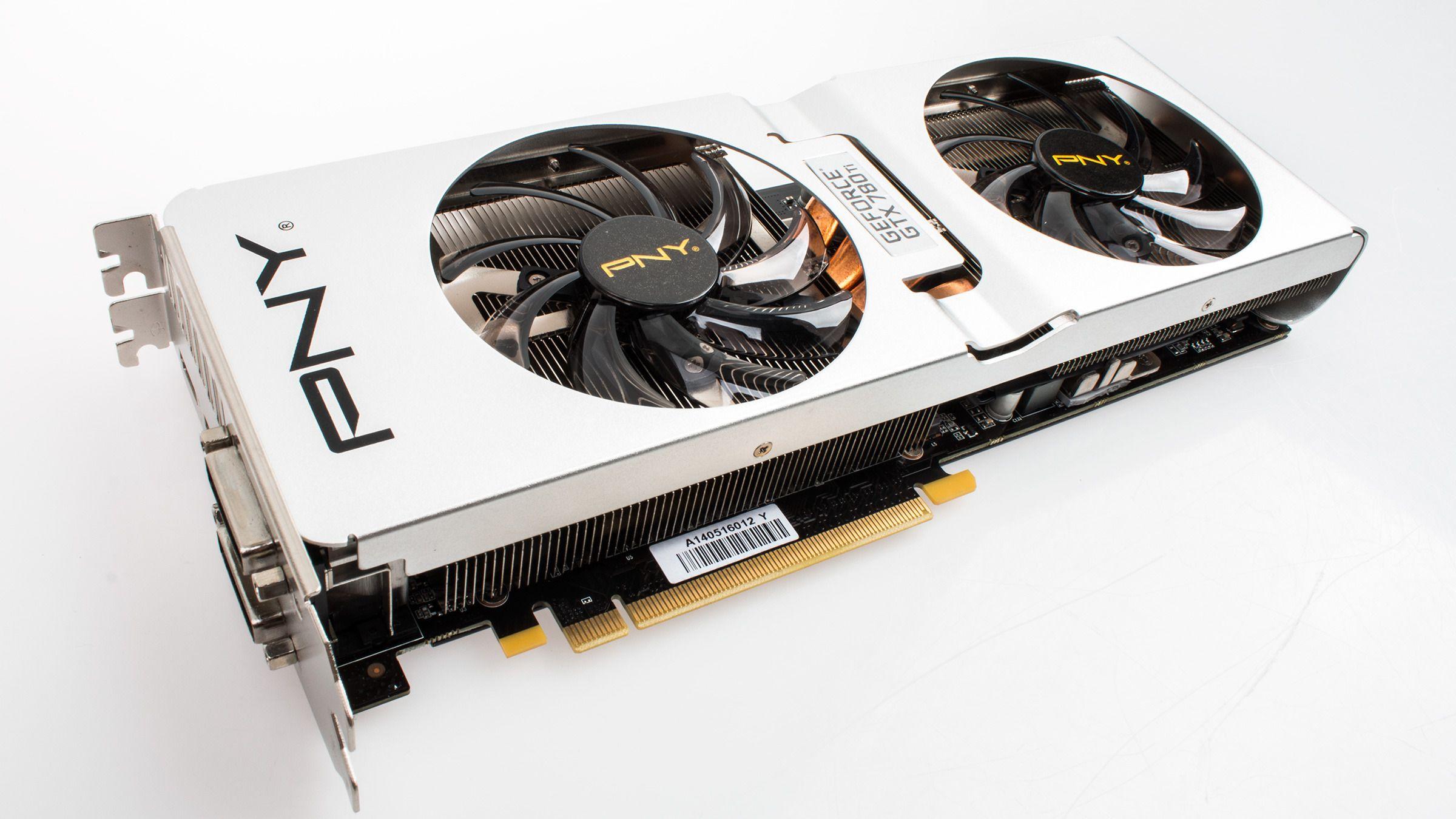 PNY XLR8 GeForce GTX 780 Ti PP har vist seg å duge svært godt i tospann, men hvordan gjør det seg alene?Foto: Varg Aamo, Hardware.no