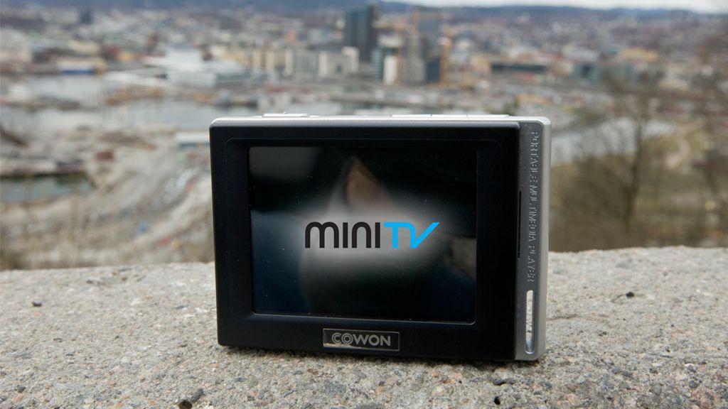 Siste nytt om MiniTV