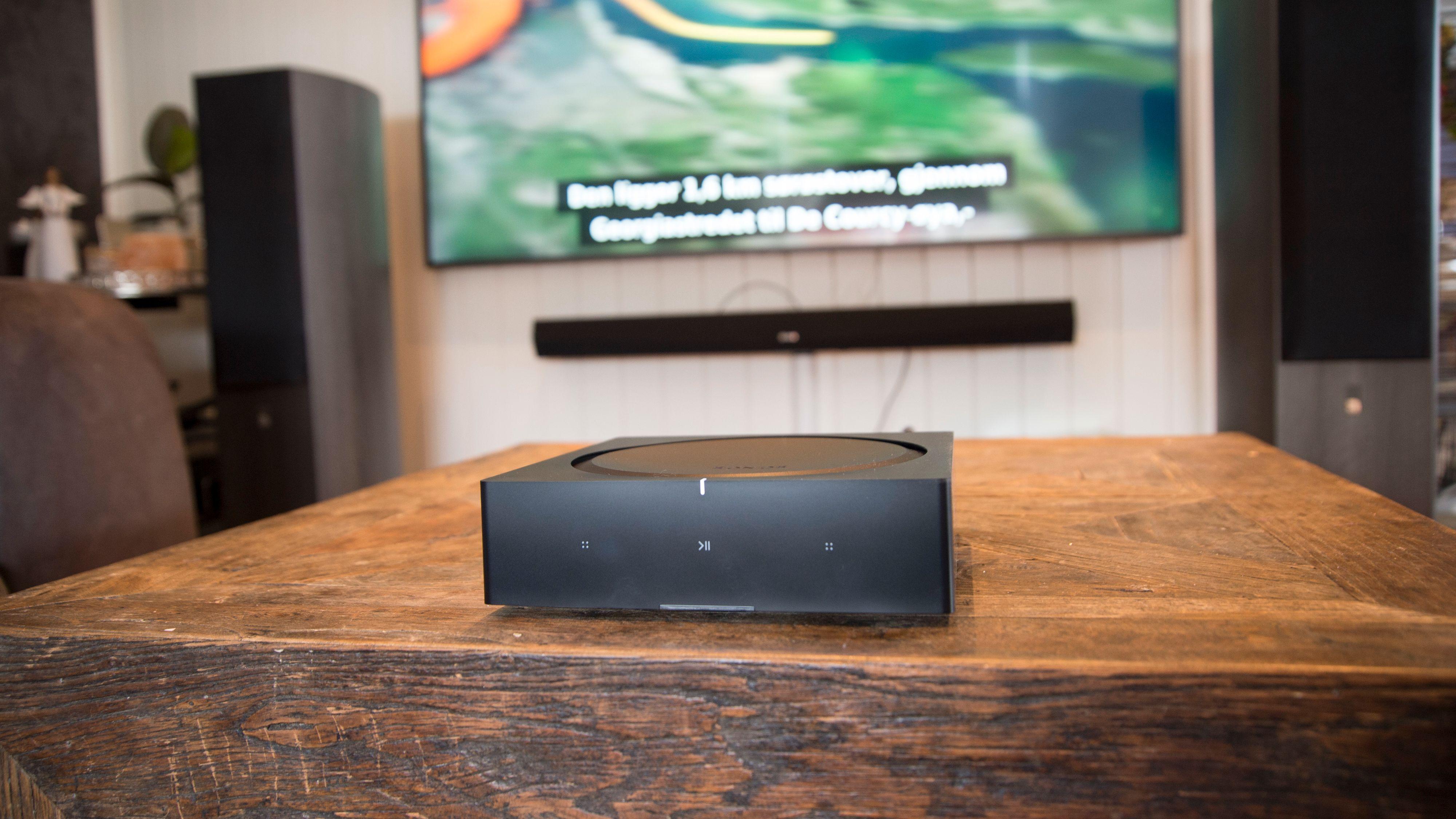 Sonos er en kostbar, men god måte, å riste liv i gamle høyttalere på.
