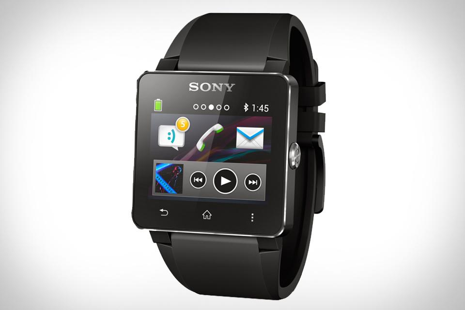 Sony SmartWatch 2.