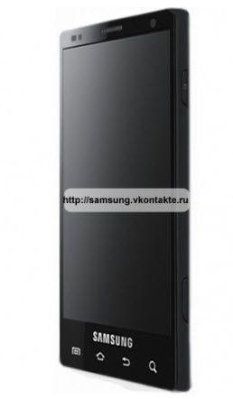 Foreløpig er et maskinrendret bilde av Galaxy S2 det eneste vi har av holdepunkter i forhold til utseendet på telefonen.