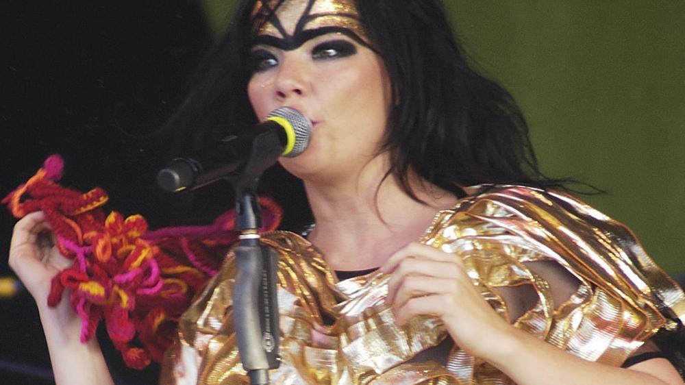 Björk deler ut kryptovaluta med sitt neste album