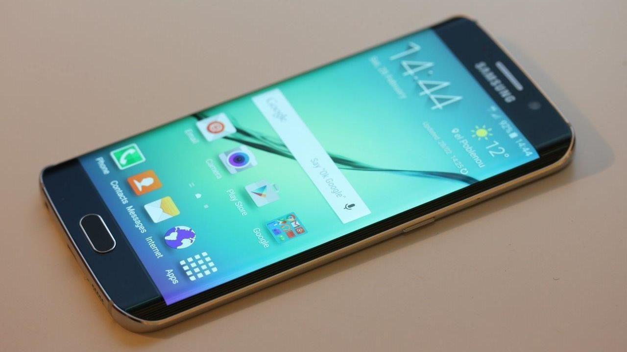 Samsung Galaxy S6 og S6 Edge