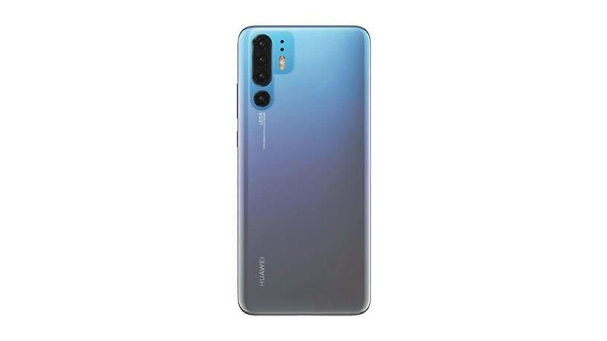 Eksklusivt: Dette skal være Huawei P30 Pro