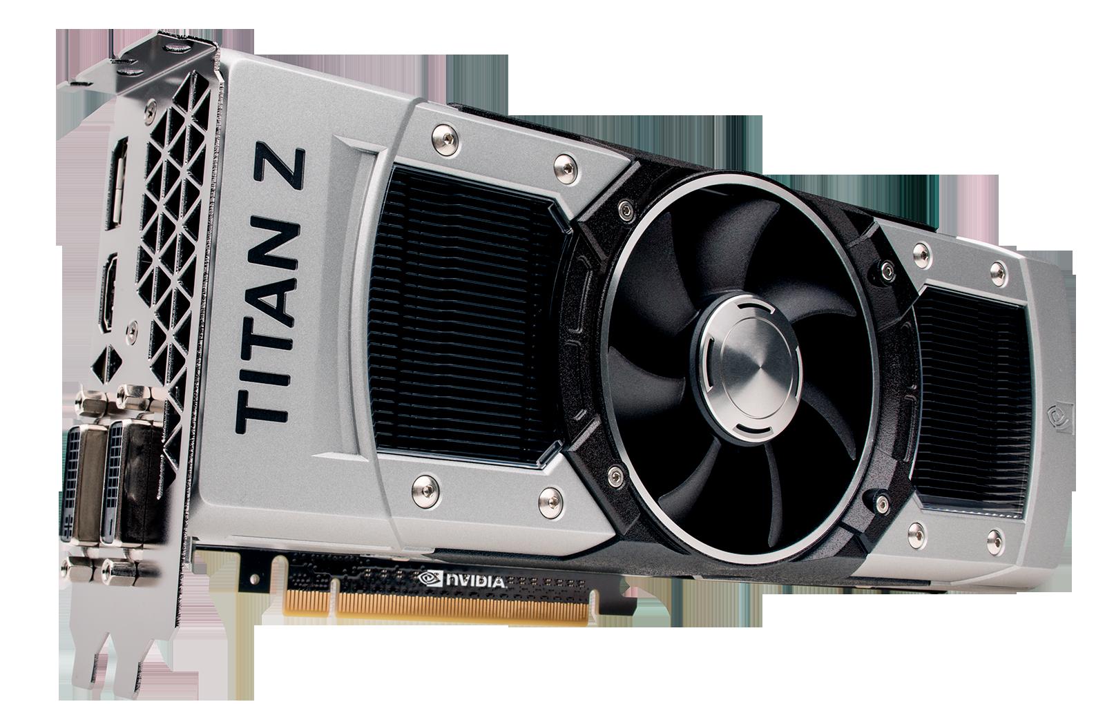 Selv GeForce GTX Titan Z har en begrenset mengde minne å leke med.Foto: Nvidia