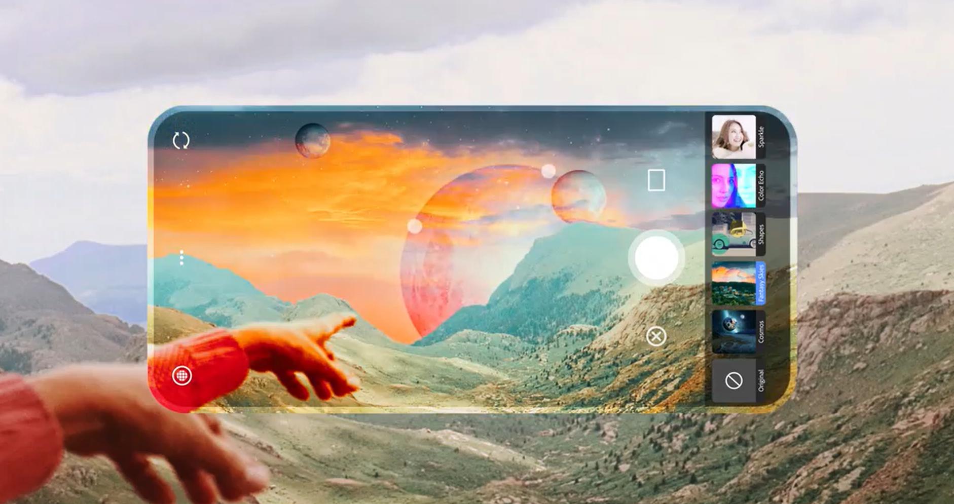 Adobe slipper Photoshop Camera til iOS og Android