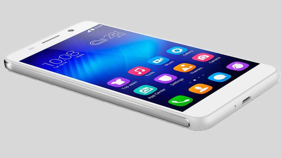Huawei Honor 6.Foto: Huawei