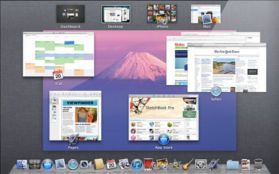 Fra OS X Lion