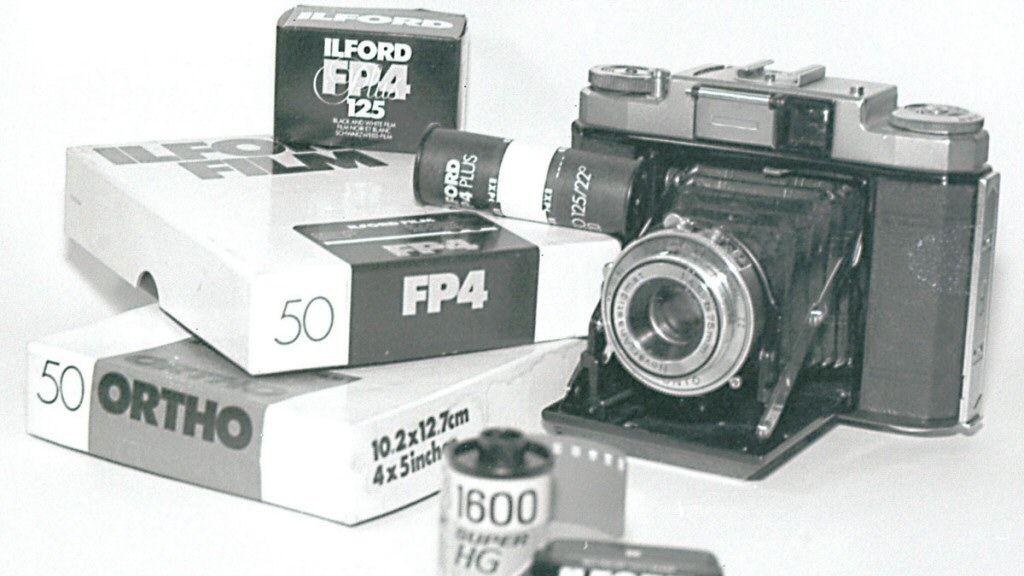 Film og fotopapir blir dyrere