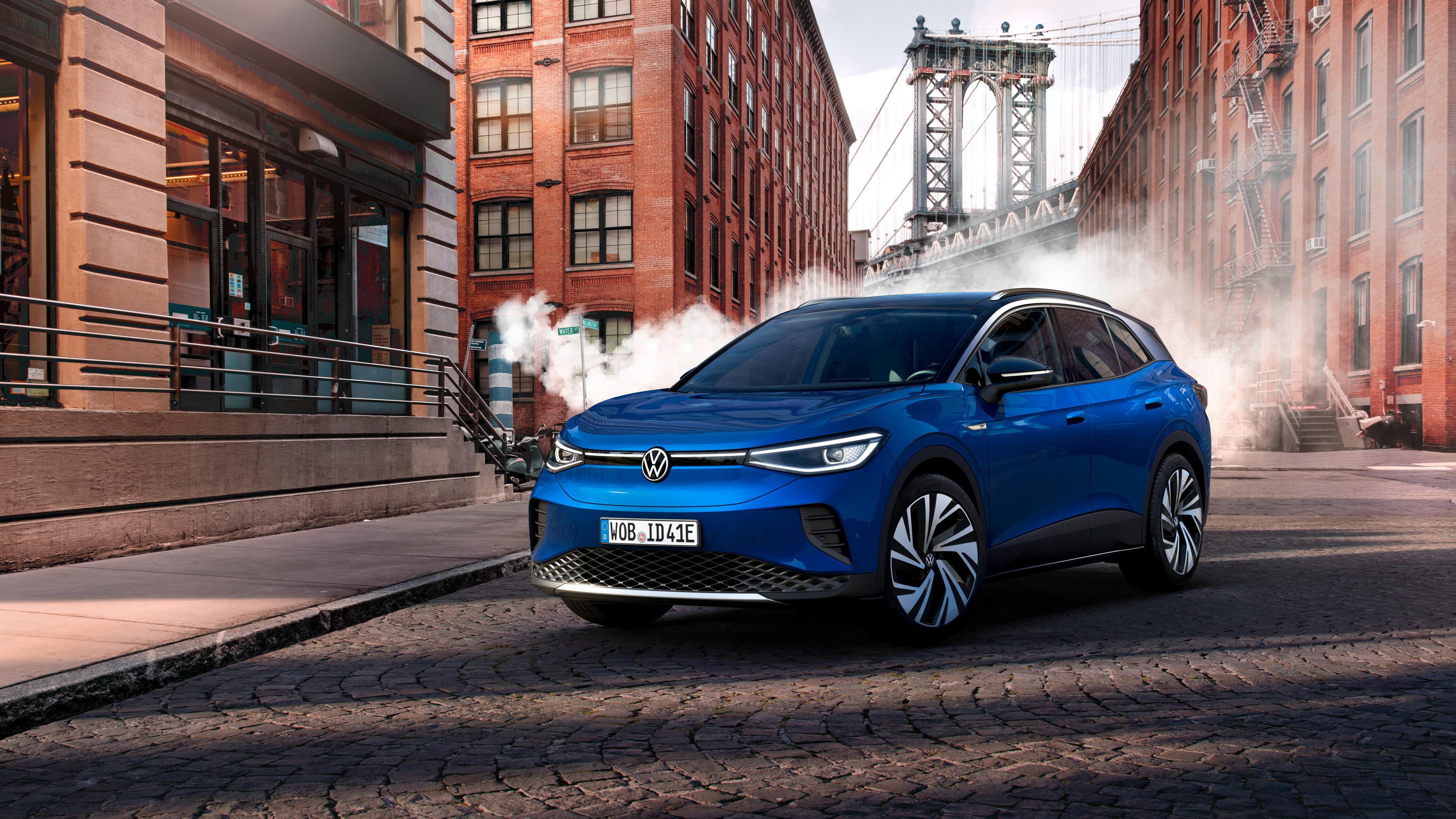 Volkswagen vil «leie ut» selvkjøring i bilene sine