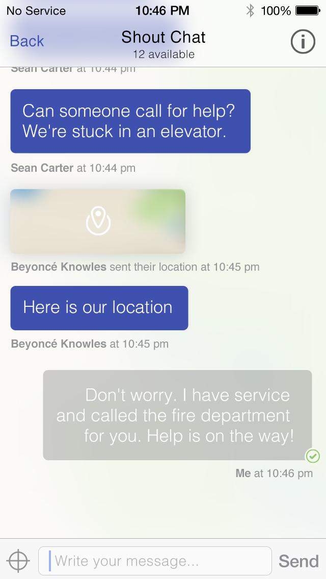 Dingsen kan ha avgjørende betydning for sikkerheten. I dette tilfellet er det tilsynelatende Beyoncé som har satt seg fast i heisen og trenger hjelp.Foto: Finn Jarle Kvalheim, Tek.no