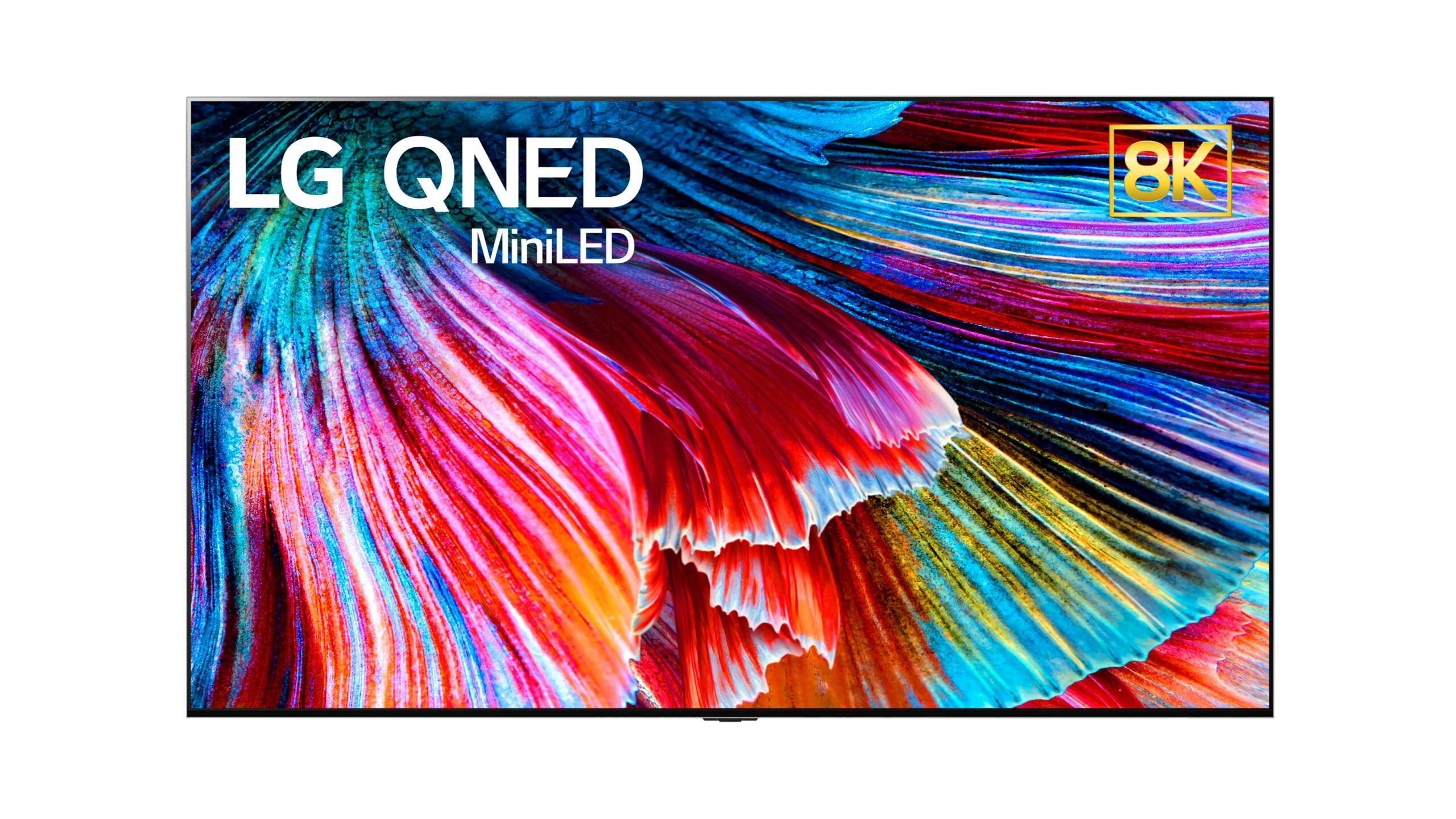 LG lanserer «QNED»-TV-er med inntil 30.000 små lysdioder