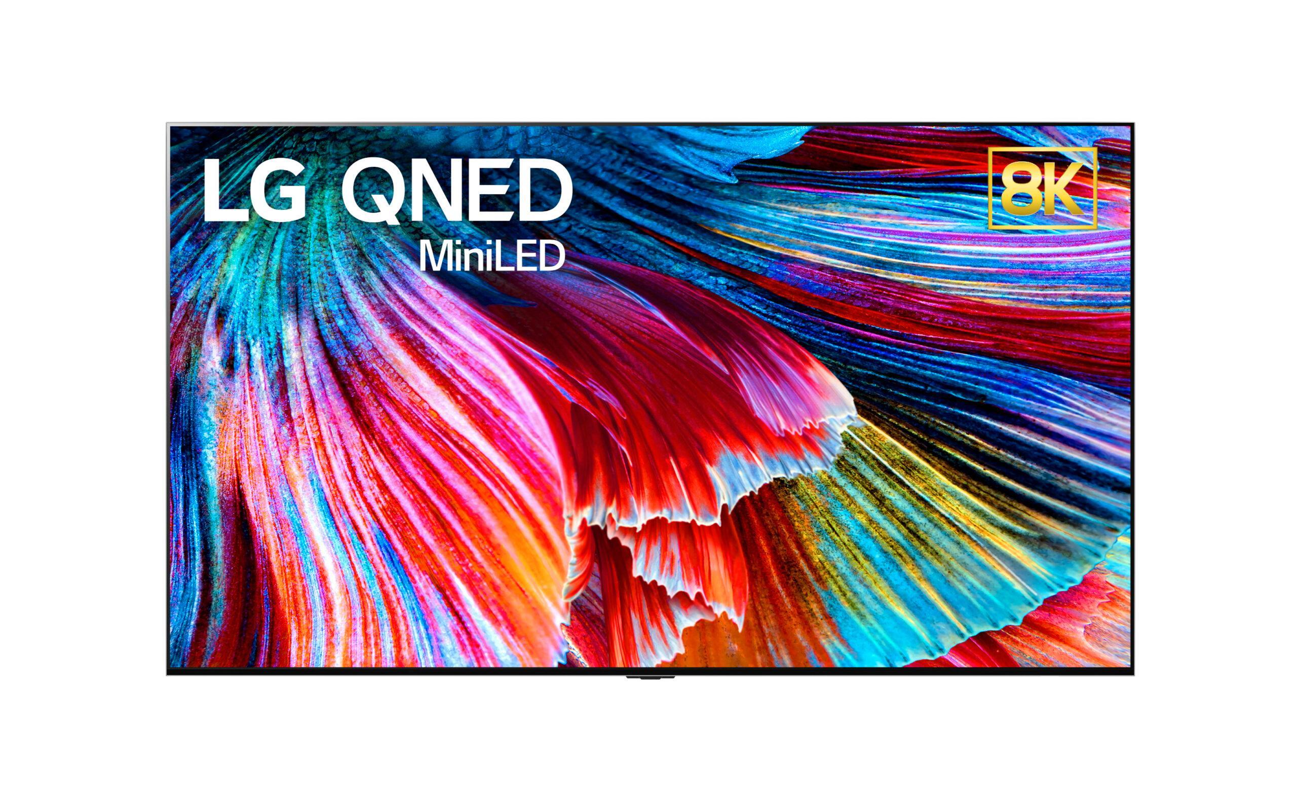 Som om det ikke var nok med OLED og QLED: LG lanserer nå QNED.