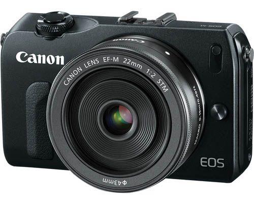 Canon EOS M.Foto: Canon