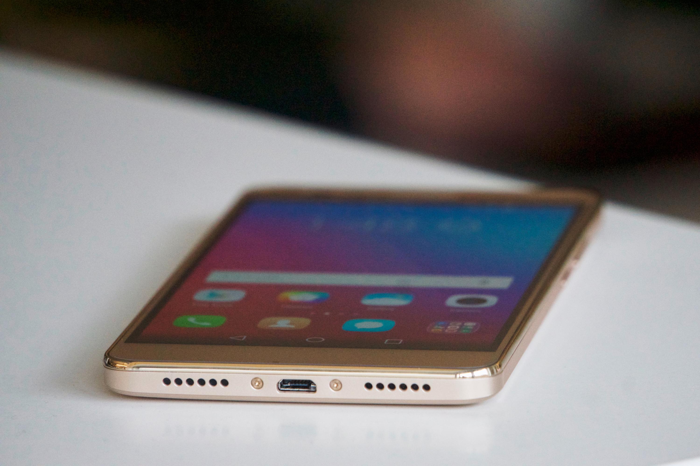 Huawei har lykkes med utseendet på telefonen.